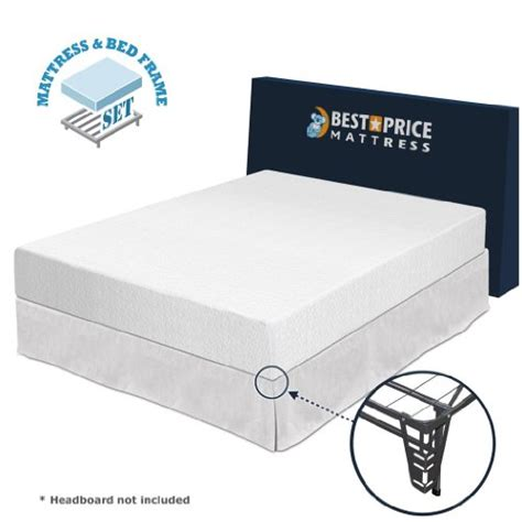 Best Price On Mattress Sets Best Price Mattress 10 Inch Memory Foam Mattress And