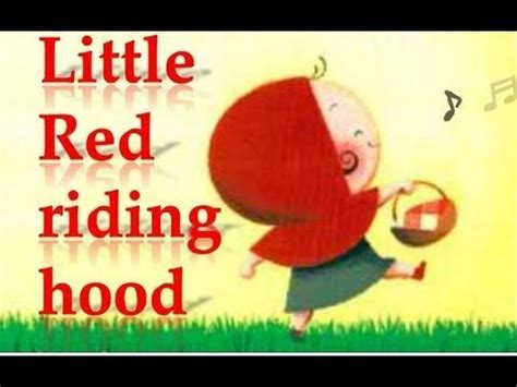 little red riding hood english fairy tale for kids youtube fairy tale little red riding hood with subtitles youtube