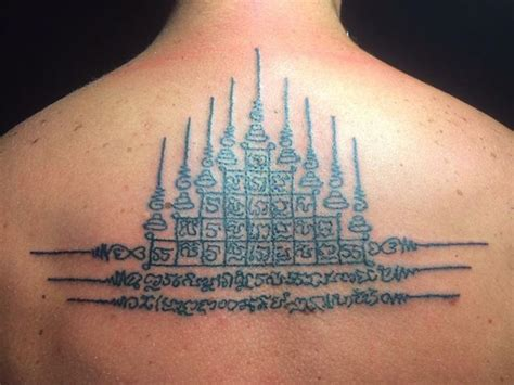 thai tattoo leeds 100 bamboo tattooing in thailand sak yant tattoo