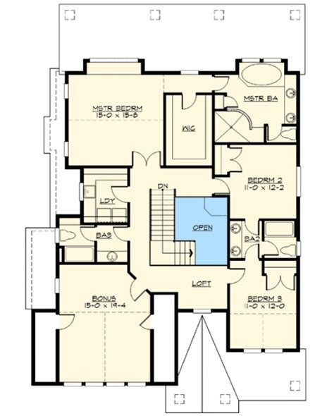 3 bedroom bungalow floor plan attractive 3 bedroom bungalow plan