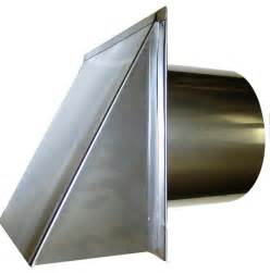 kitchen exhaust vent wall cap stainless steel exterior side wall cap 4 inch with