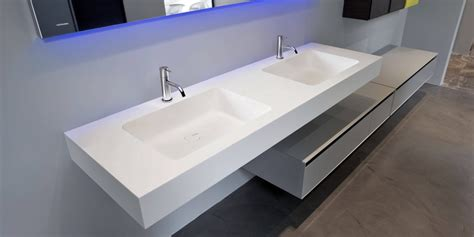 lavabo in corian piano lavabo in corian 174 arco antonio lupi design 174