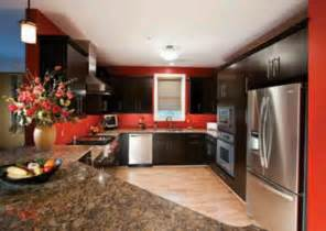 dark red kitchen cabinets quicua com granite countertops colors kitchen imperial white granite