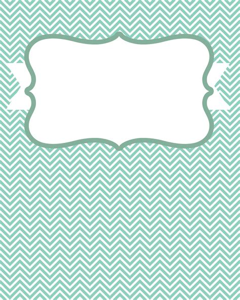 free cover photo templates 8 best images of blank chevron binder cover printables