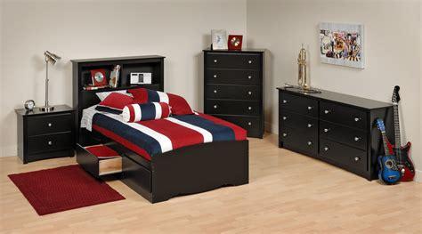 alluring boys bedroom set  twin size bookcase bed  simple rectangular dresser  drawer