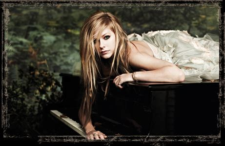 Avril Lavigne Thinks Is Weak by What Do You Think About Goodbye Lullaby So Far Avril