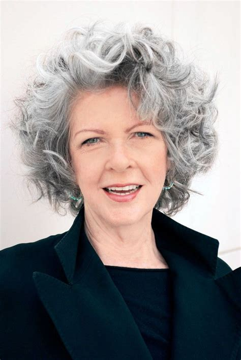 virtual hairstyles gray hair short curly gray hair cut google search hairstyles to
