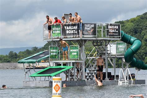 tarzan boat the awesomer - Tarzan The Boat