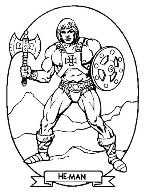 man coloring pages  printable  man coloring pages