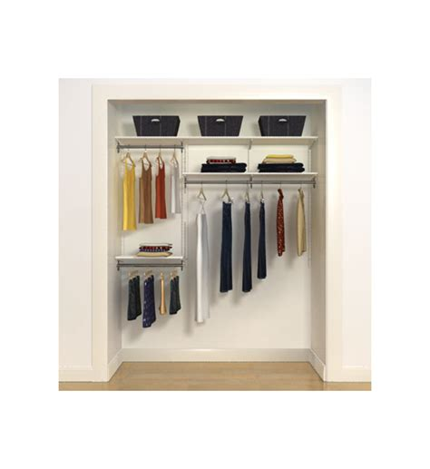 Closet Rail System Freedomrail Closet Style A In Pre Designed