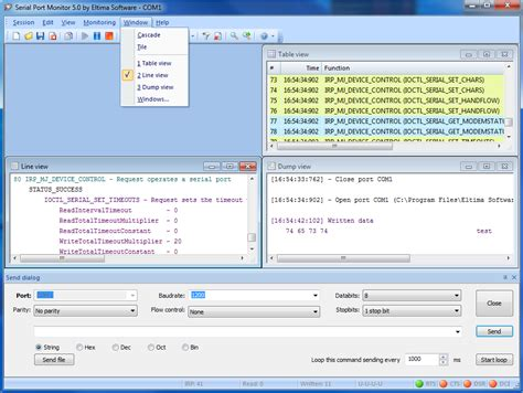 port monitor port monitor software