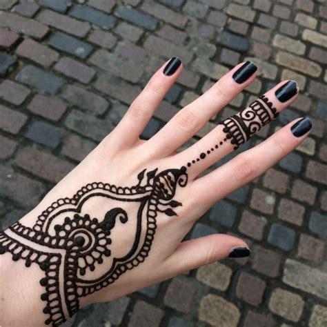 henna tattoos selber machen ideen und anleitung zum henna selber machen