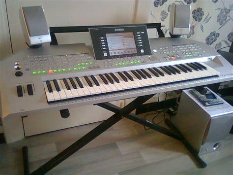 Keyboard Yamaha Tyros 2 yamaha tyros 2 image 595414 audiofanzine