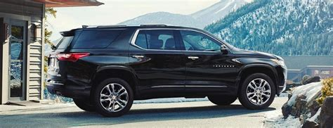 2018 traverse release 2018 chevrolet traverse colors car release redesign