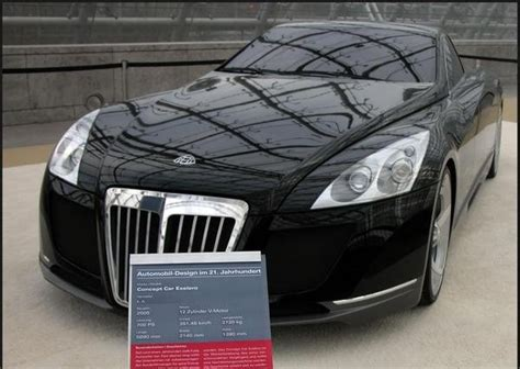 2005 maybach exelero picture 51310 car review top speed