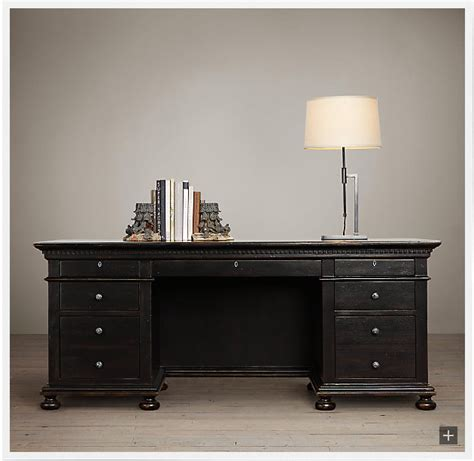 restoration hardware desk restoration hardware style oak desk ecustomfinishes