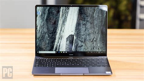 huawei matebook 13 review rating pcmag