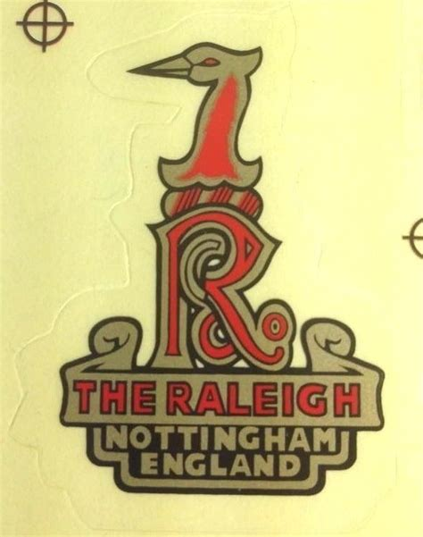 Sticker Vintage Bike by Decals Bicycle Vintage Bike Parts Raleigh Stickers Cycling