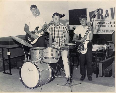 Garage Bands by Don And The Wanderers Garage Hangover 666ties 1964