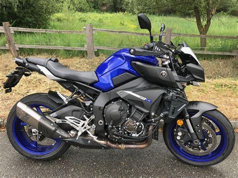 Yamaha Motorrad Mt 10 by Motorrad Occasion Kaufen Yamaha Mt 10 Abs B 228 Renfaller Moto