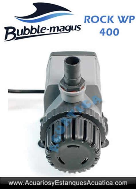 Magus Wp 6000 bm bomba de agua wp 400 rock circulacion subida sump acuario buuble magus