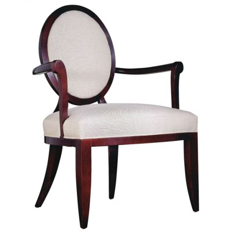 Barbara Barry Dining Chairs Baker Barbara Barry Oval X Back Dining Arm Chair