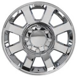 Ford F350 Wheels Fr78 18 Quot Chrome Wheel Set For Ford 174 Excursion F250