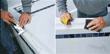 how to remove caulk from bathtub and shower