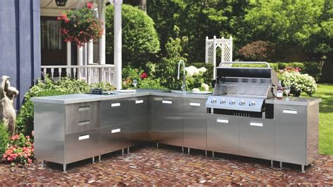 where to purchase custom stainless steel outdoor kitchen 304 316 stainless steel kitchen cabinet outdoor metal