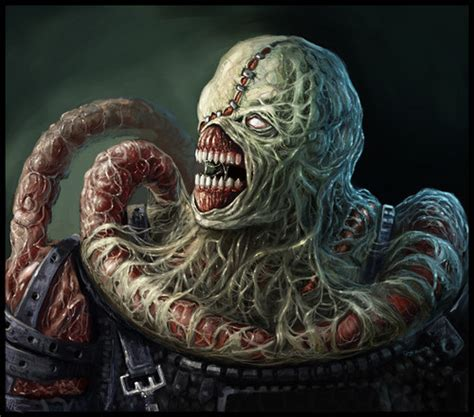 resident evil images nemesis hd wallpaper and background