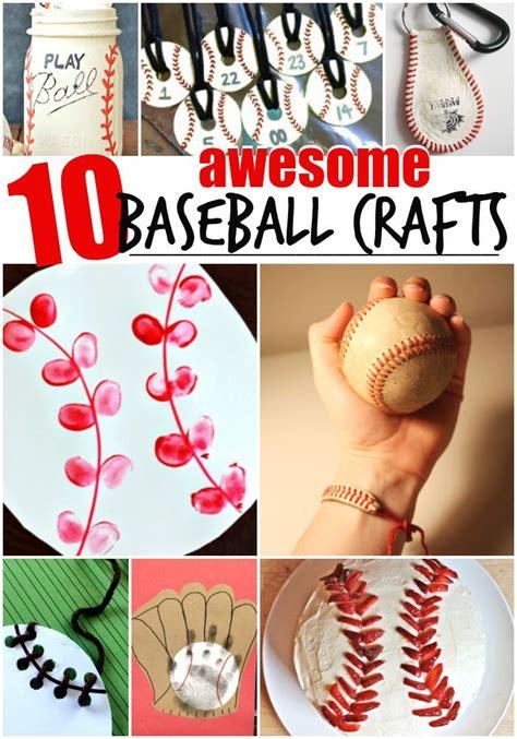 baseball craft projects best 25 baseball ideas on baseball signs
