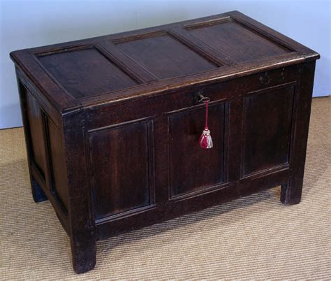 Sideboards Antique Antique Oak Coffer Chest Antique Coffers Antique Oak