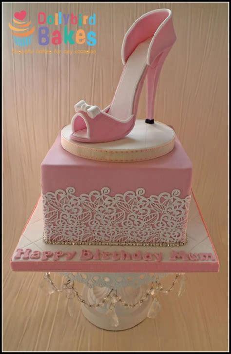 shoe cakes ideas  pinterest fondant shoe tutorial unique cakes  fondant flowers