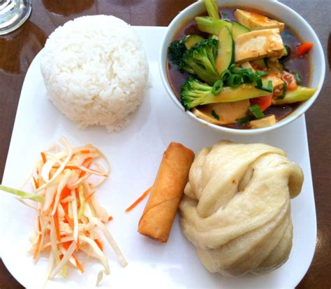 or food tibetan food my take on fried tofu the healthy