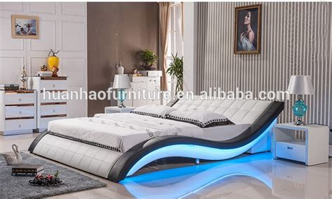 smart bed frame 2016 smart bed with led and iphone speaker