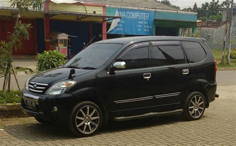 Toyota Avanza G Mt 2014 Hitam mobil bekas ford malang mobilsecond info