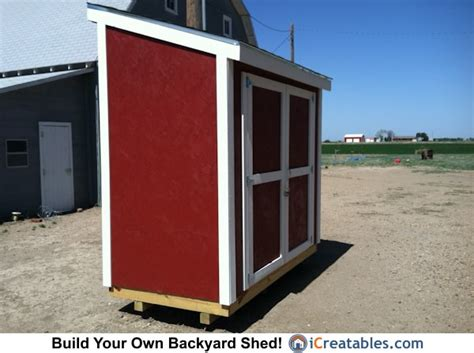 4x8 Lean To Shed by Pictures Of A Shed Photos Of Sheds