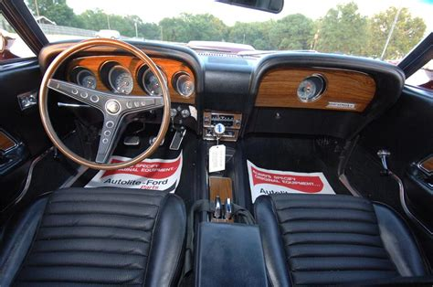 1969 Ford Mustang Interior by 1969 Ford Mustang 429 Fastback 43823