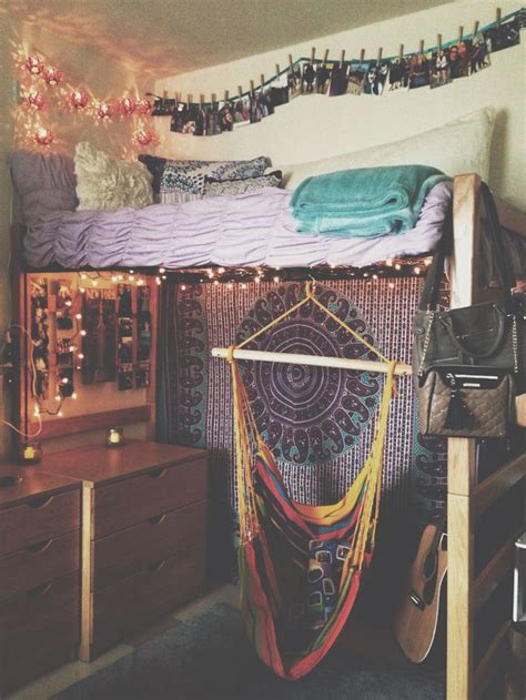 hammock beds for bedrooms best 20 college loft beds ideas on pinterest