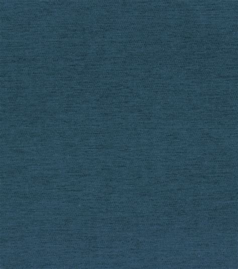 richloom studio home decor fabric solid haskett teal jo