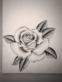 tatoo art rose rose tattoo design by alyx wilson