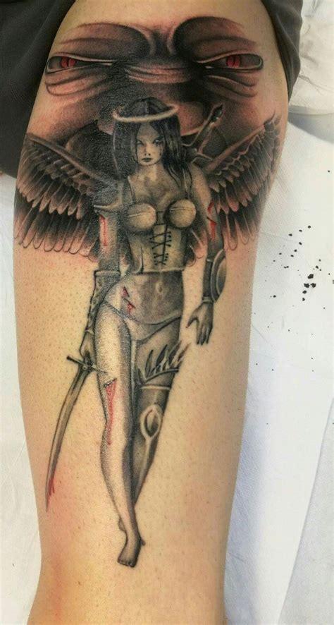 tattoo ali demone oltre 25 fantastiche idee su tatuaggi con ala di angelo su