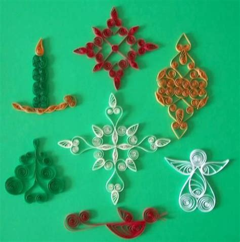 quilling quilling christmas and quilling patterns on