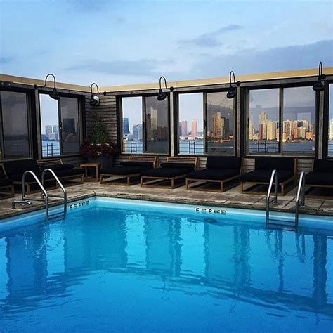 printing house equinox the chicest rooftop pools in new york