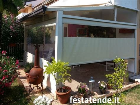 verande invernali tende veranda per chiusure invernali in pvc avvolgibili