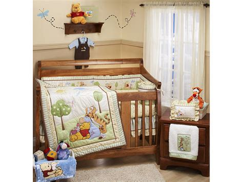cot bedding sets sale glasgow winnie the pooh cot baby bedding set nursery