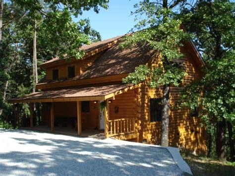 Log Cabins In Missouri by Branson Missouri Luxury Log Cabin On Homeaway Ridgedale