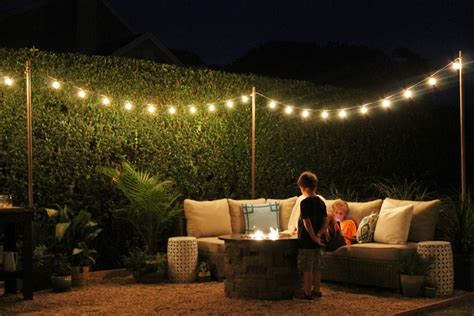outdoor lights uk outside string lights uk