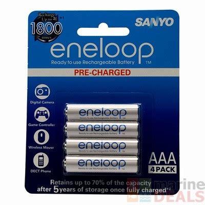 Ac 1 2 Pk Merk Sanyo buy sanyo eneloop ni mh 1 2v battery at marine deals co nz