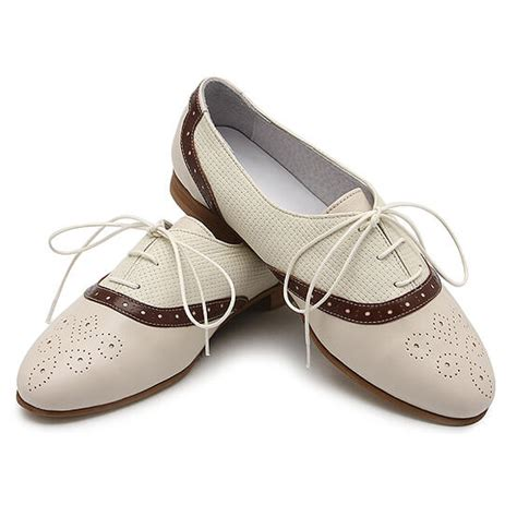 shoes punched lace up flat shoes 232 for only 129